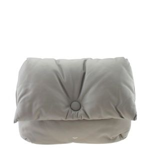 Celine Cartable Pillow Grey Leather Bag 165331